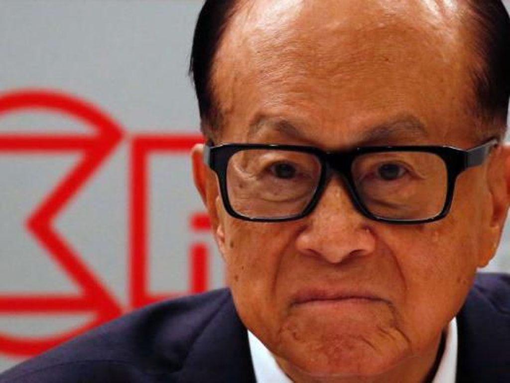 Kekayaan Menurun, Miliarder Hong Kong Ajak Warga Akhiri Unjuk Rasa