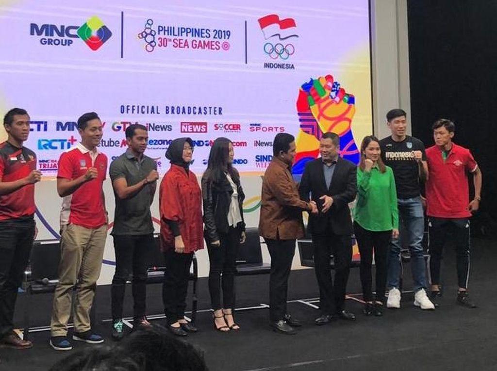 Erick Thohir Dukung Atlet Indonesia di Ajang SEA GAMES 2019