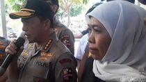 Gubernur Khofifah Telepon Gubernur Papua untuk Minta Maaf