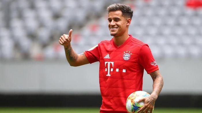 Philippe Coutinho disebut akan jadi pembeda di Bayern Munich (Foto: Michael Dalder/Reuters)