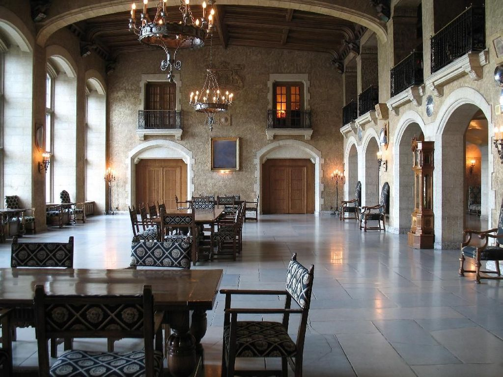 Foto: Hotel Berhantu di Kanada Tapi Jadi Situs UNESCO