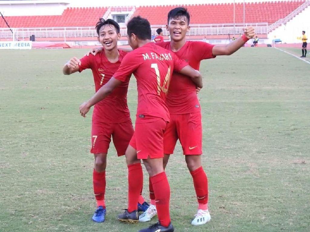 Karena Indonesia Tak Mau Pulang dengan Tangan Kosong dari Piala AFF U-18