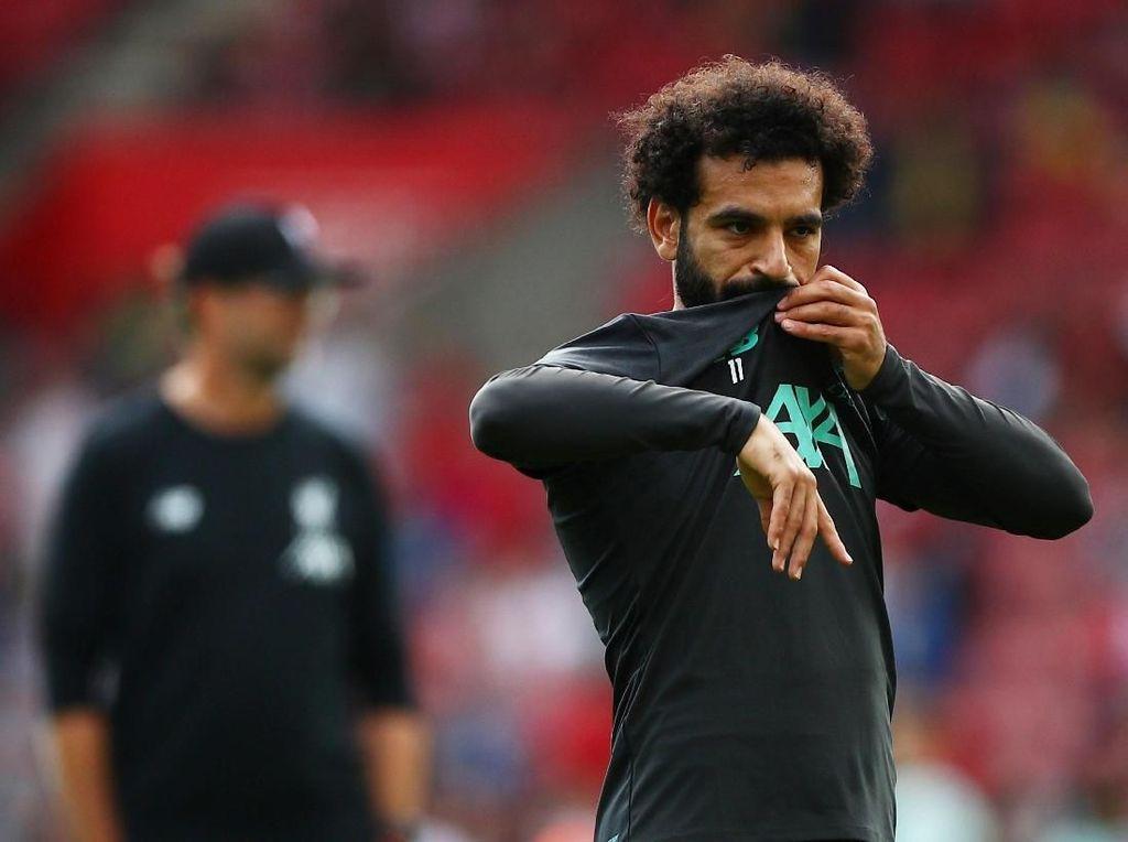 Mohamed Salah Bakal Main di Olimpiade 2020?