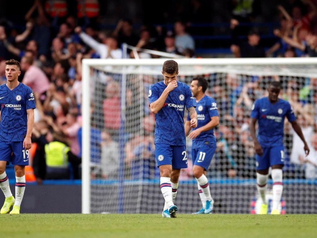 Andai Saja Chelsea Tak Buang-buang Peluang di Babak Pertama