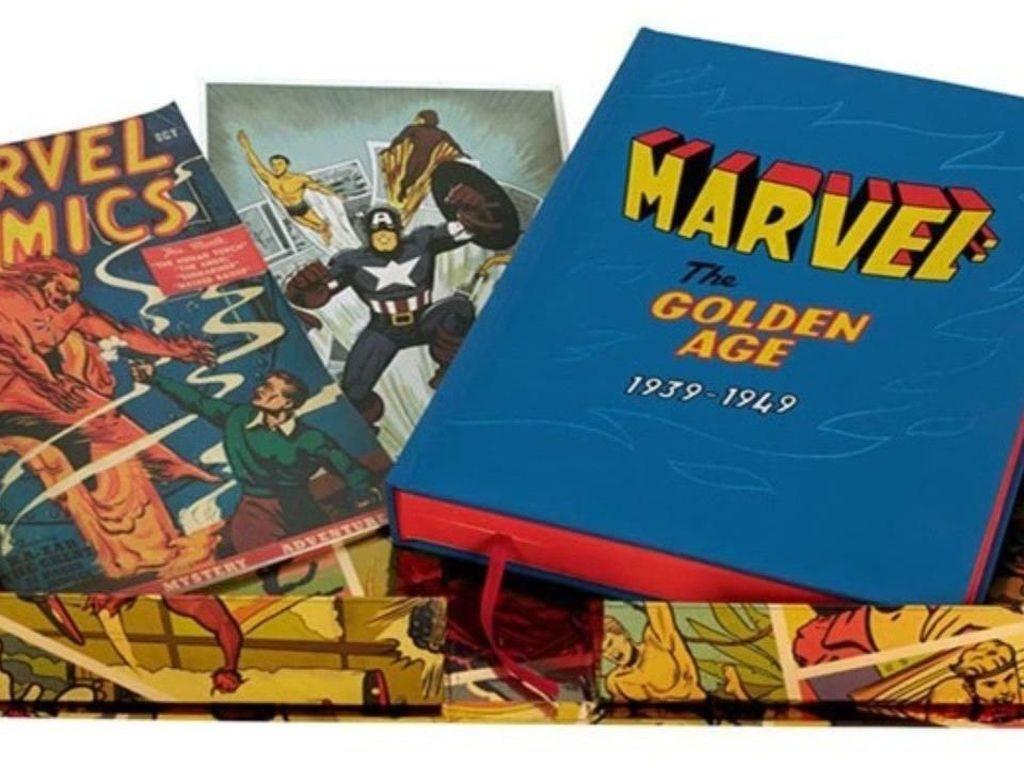 Komik Marvel Ini Kandas di Tengah Jalan Imbas Corona