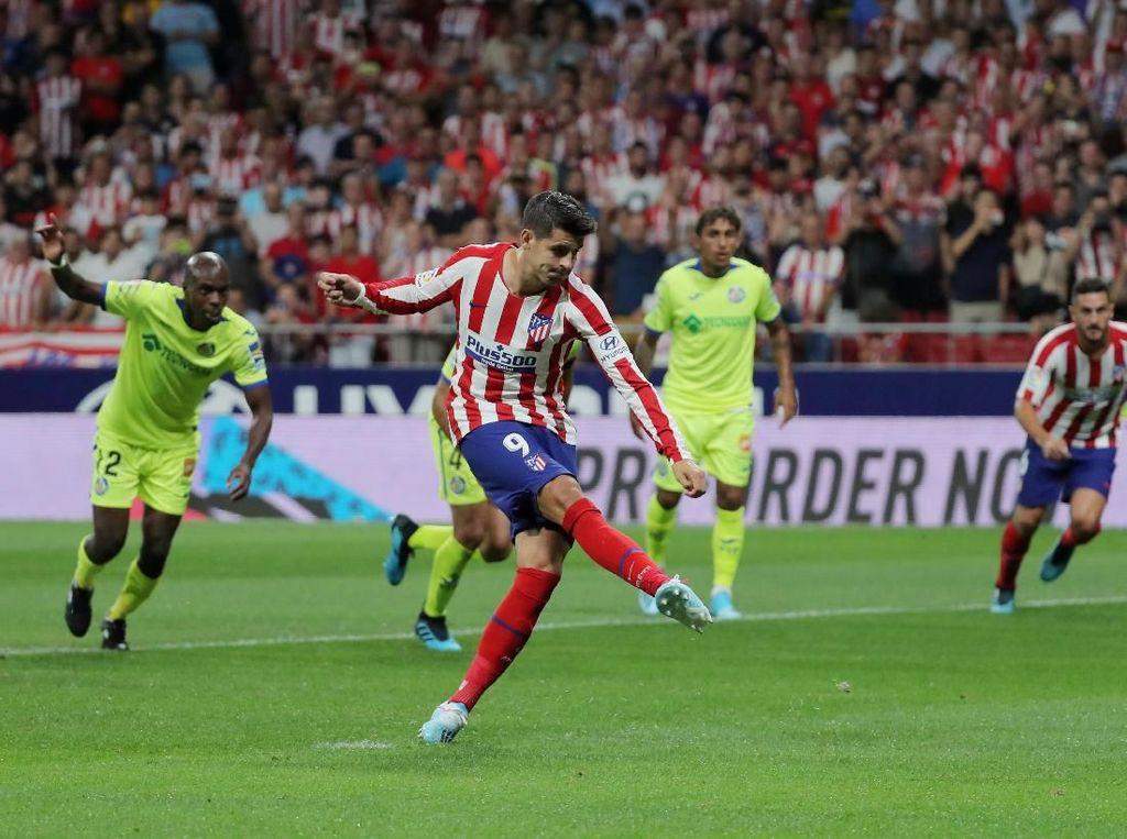 Atletico Madrid Memulai dengan Kemenangan