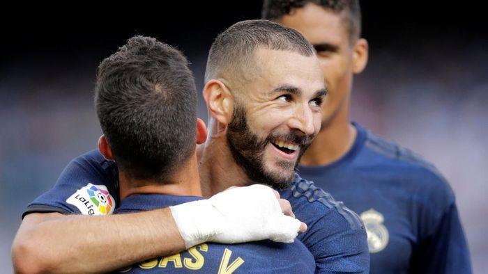 Real Madrid memuncaki klasemen Liga Spanyol usai pekan pertama (Foto: Miguel Vidal/Reuters)
