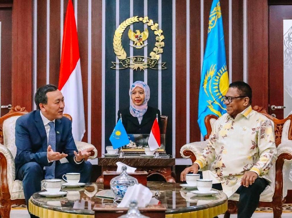 DPD Siap Fasilitasi Kerja Sama Investasi Indonesia-Kazakhstan