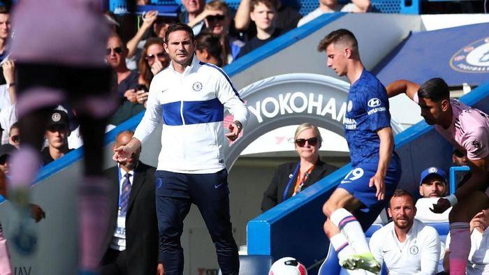 Manajer Chelsea Frank Lampard. (Foto: Reuters)