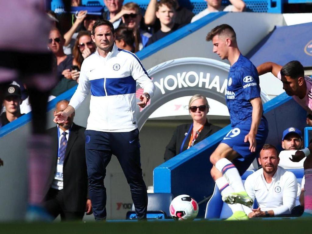 Lampard Bikin Gelandang-gelandang Chelsea Juga Bisa Cetak Gol
