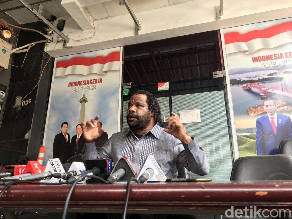 Rusuh di Manokwari, Lenis Kogoya Minta Masalah di Jatim Diserahkan ke Polisi