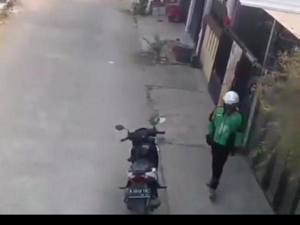 4 Pria Bobol Rumah Kosong di Bekasi, Salah Satunya Berjaket Ojol