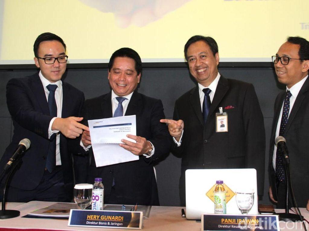 Sudah Rp 203 T Kredit Bank Mandiri Masuk ke Infrastruktur