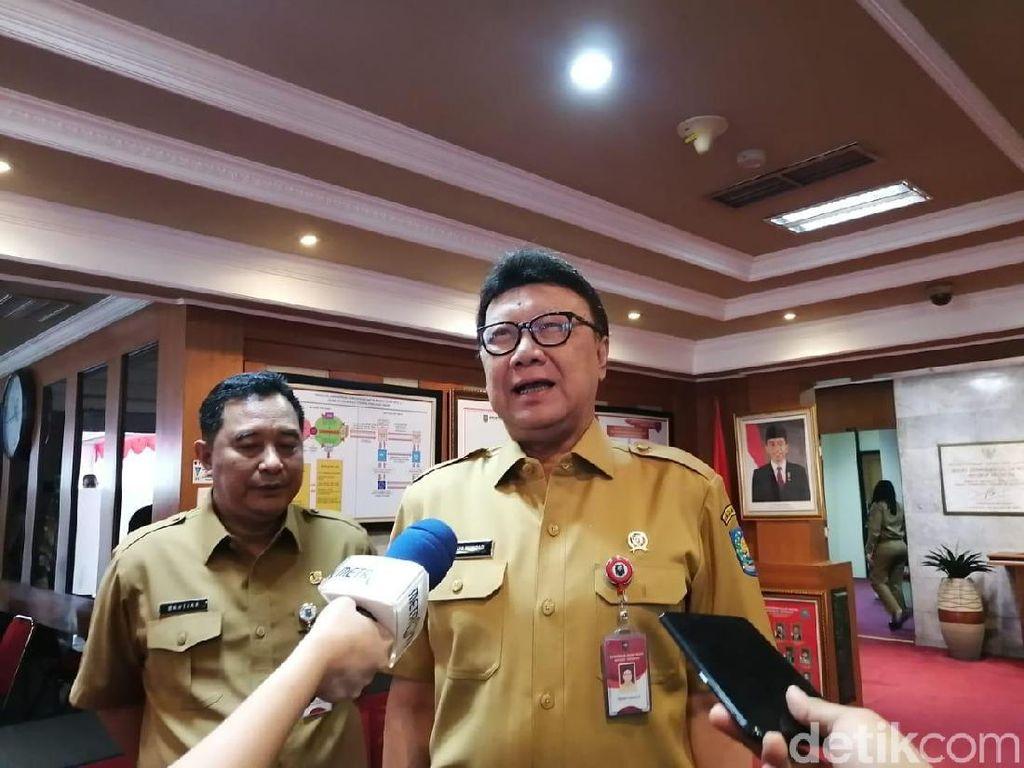 2 Bupati Kena OTT KPK, Mendagri: Harusnya Kepala Daerah Tahu Aturan