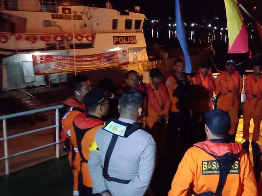 KM Makmur Jaya Mati Mesin di Perairan Pulau Lakota Tapanuli Tengah