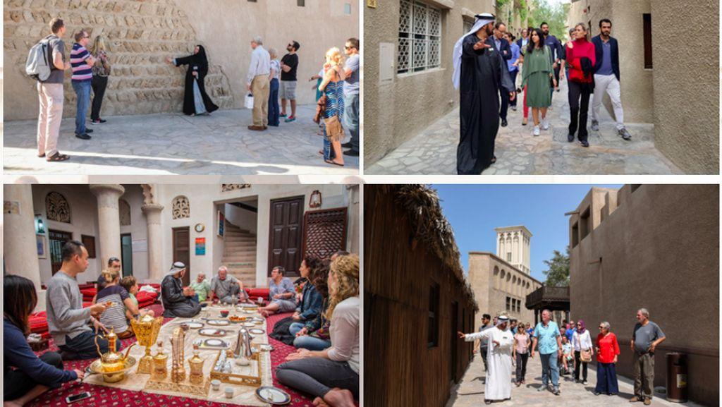 Foto: Belajar Islam yang Damai di Dubai