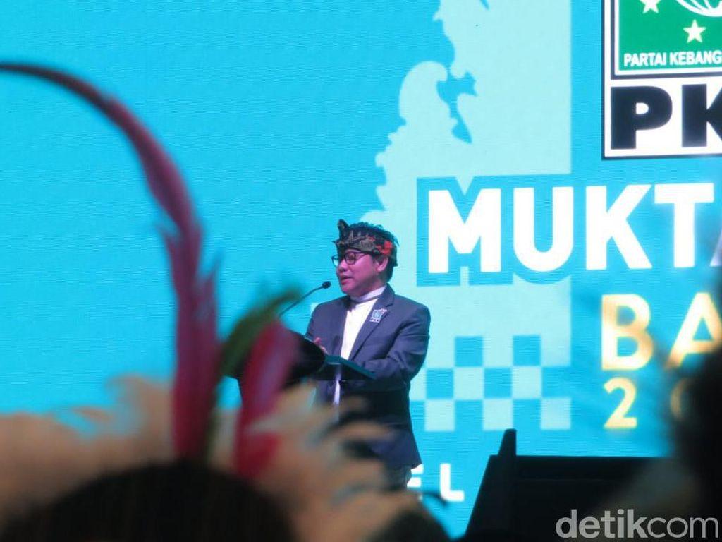 Cak Imin ke Maruf Amin: Mohon Maaf Kiai, Kadang PKB Manja