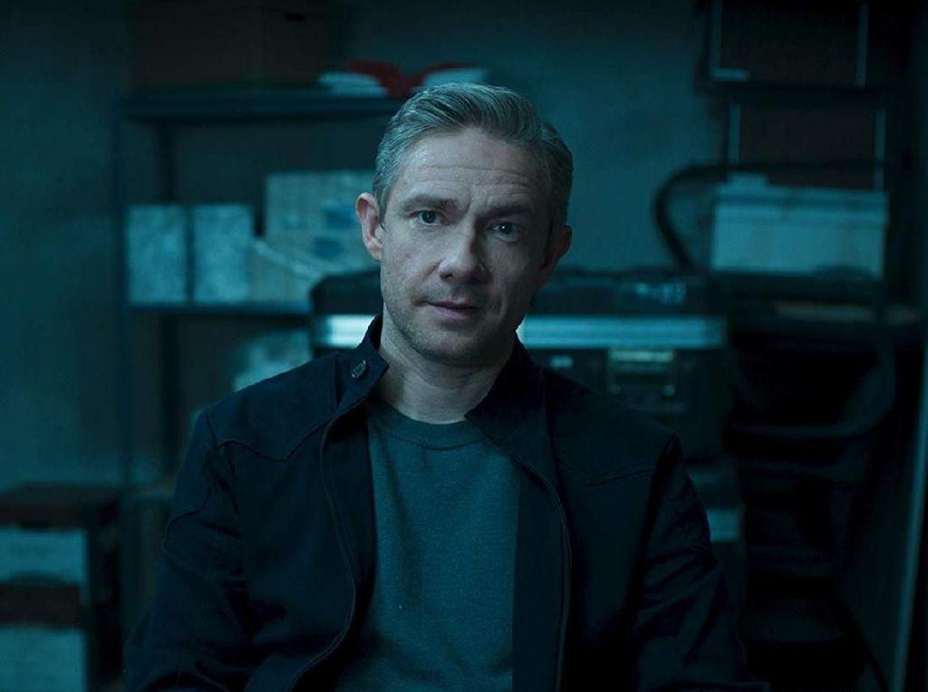 Martin Freeman Kembali di Marvel untuk Black Panther 2