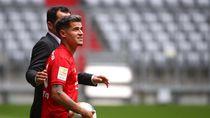 Gagal Bersinar di Barca, Coutinho Berharap Sukses di Bayern