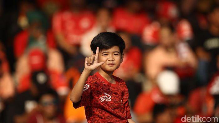 Persija Jakarta dalam beberapa tahun mendatang akan kehilangan status sebagai tim ibu kota (Rifkianto Nugroho/detikSport)