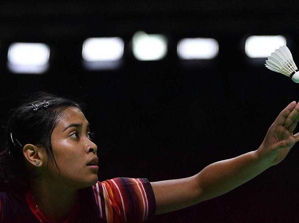 Indonesia Hadapi Thailand di Final Bulutangkis Beregu Putri SEA Games