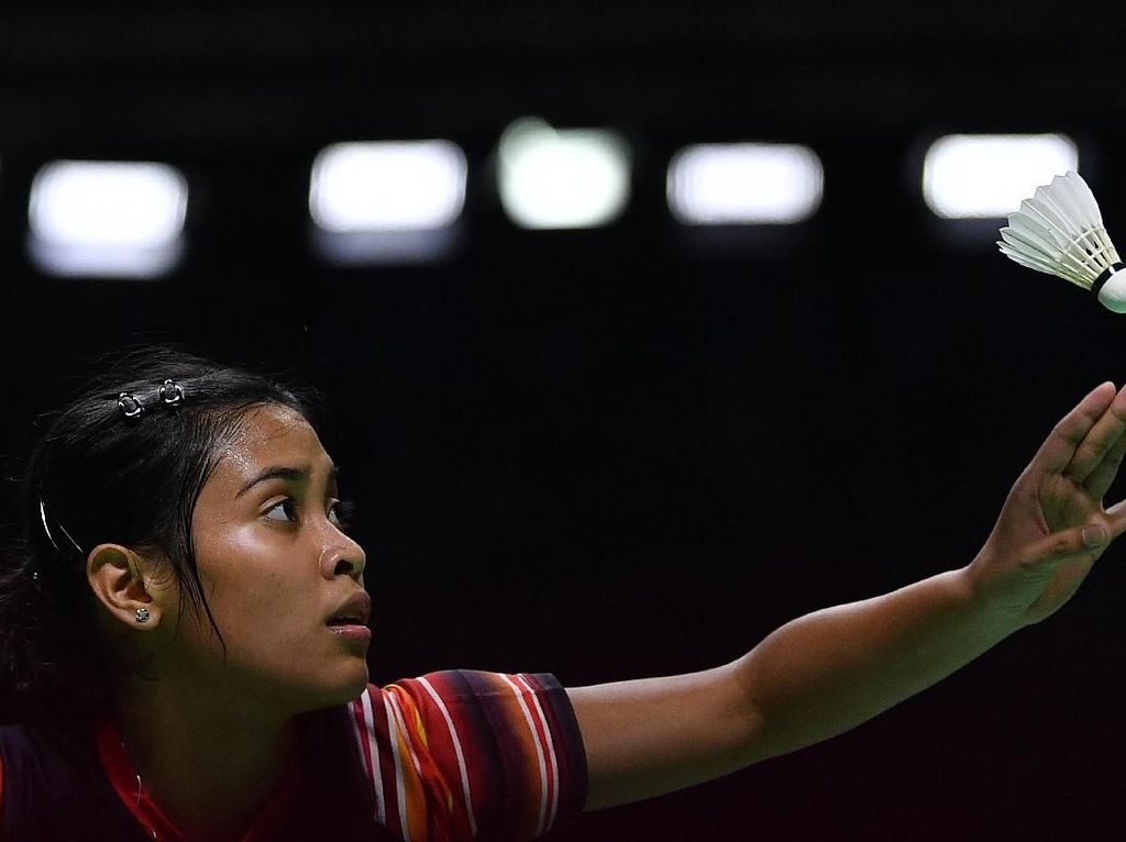Hasil PBSI Home Tournament Tunggal Putri Sesi 2