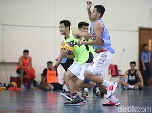 Perbasi: Basket 3x3 Lebih Berpeluang dari 5x5