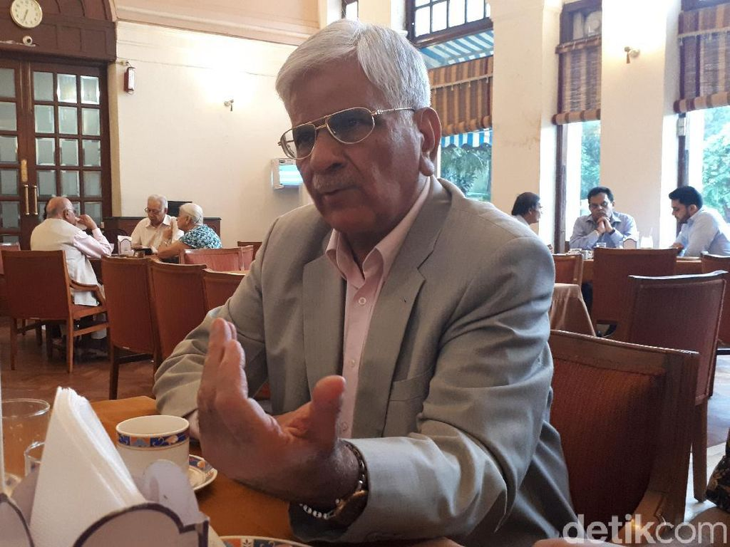 Cerita Pengusaha India Senangi Karet Asal Indonesia