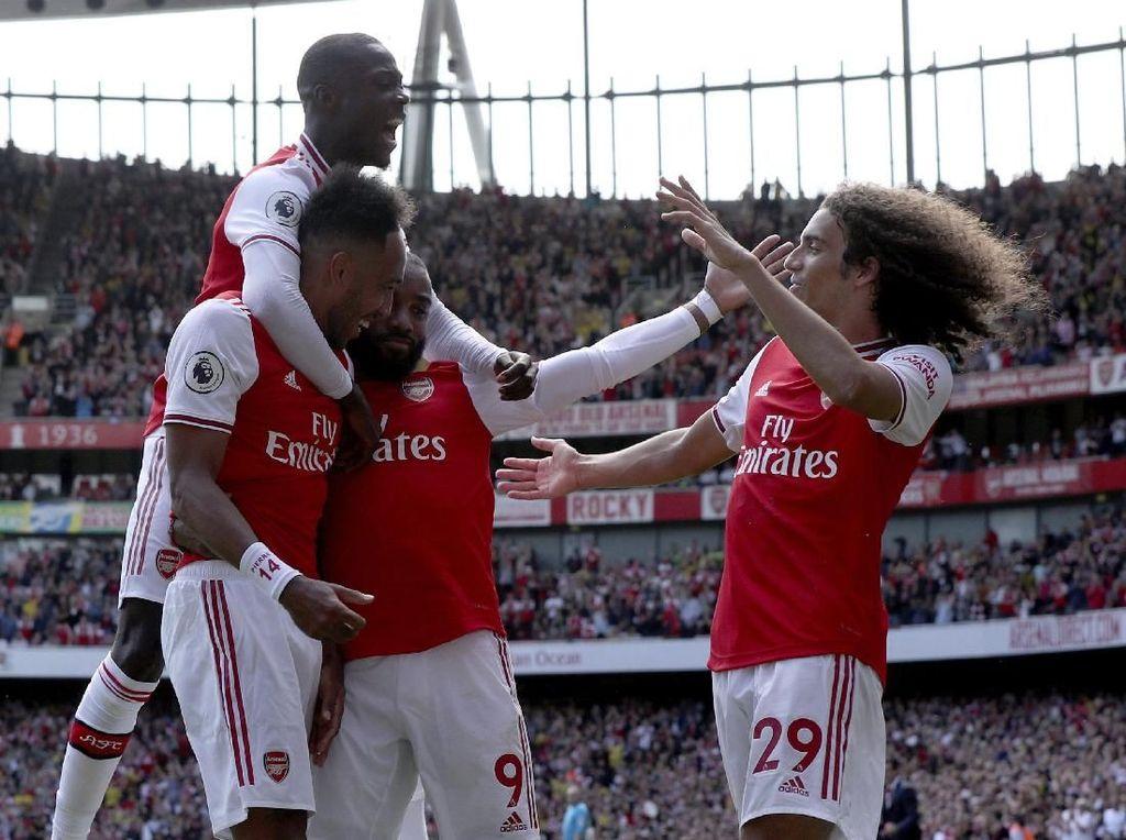 Trio Aubameyang, Lacazette, dan Pepe Akan Sangat Menentukan Buat Arsenal