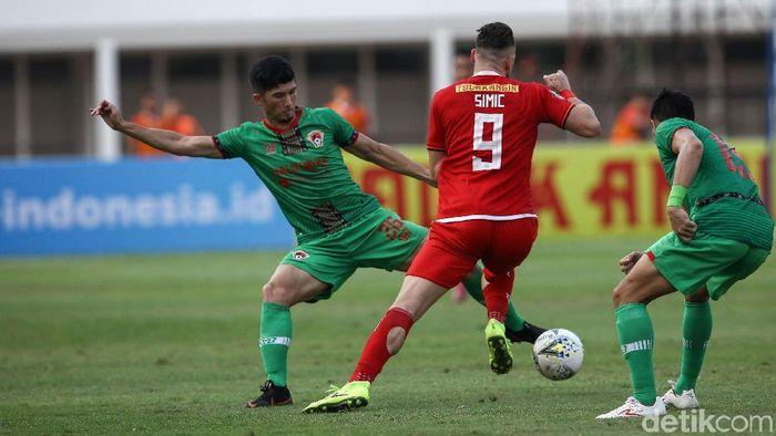 Kalteng Putra kalah dari Persija Jakarta dalam lanjutan Liga 1 2019. (Foto: Rifkianto Nugroho)