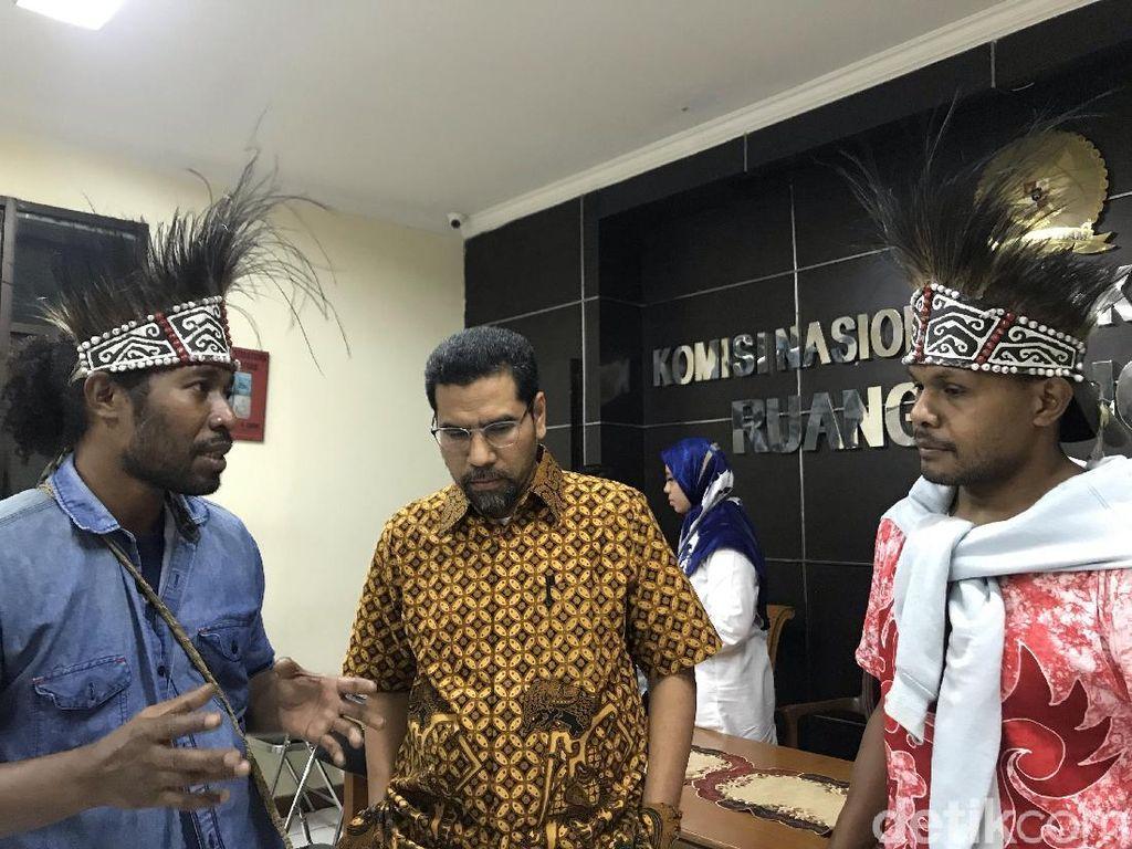 Komnas HAM Telusuri Dugaan Rasisme di Asrama Papua Surabaya