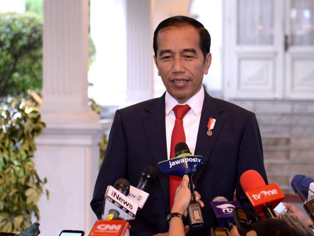Jokowi Masuk Top 50 Muslim Berpengaruh, PPP: Patahkan Tudingan Anti-Islam