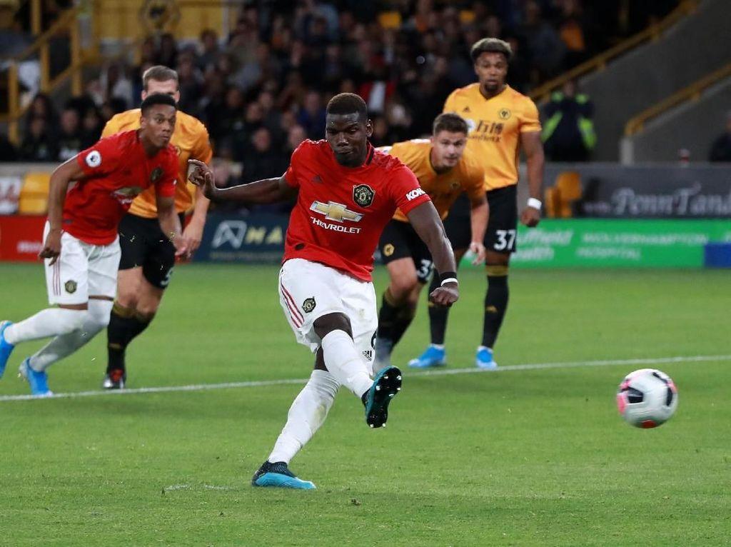 Pogba Pemain Paling Sering Gagal Penalti di Liga Inggris
