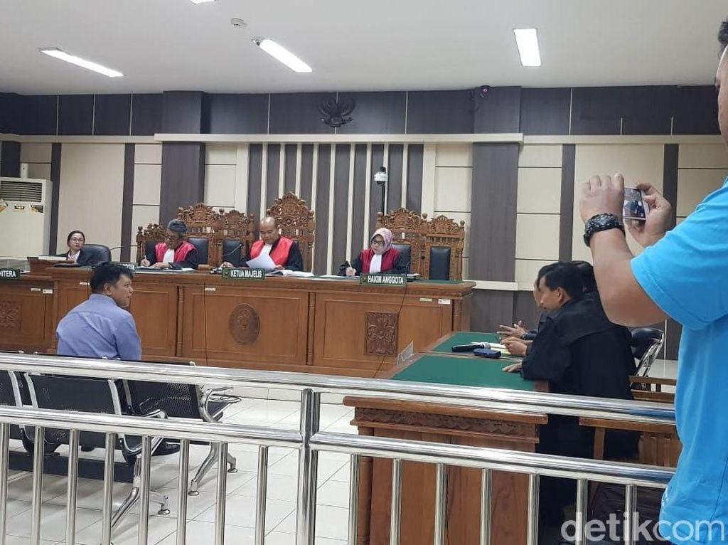 Hakim Lasito Gigit Mantan Atasannya Ikut Tanggung Jawab