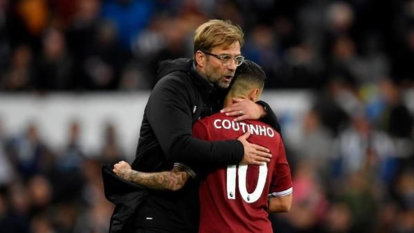 Liverpool Untung Barca Buntung Dalam Transfer Coutinho
