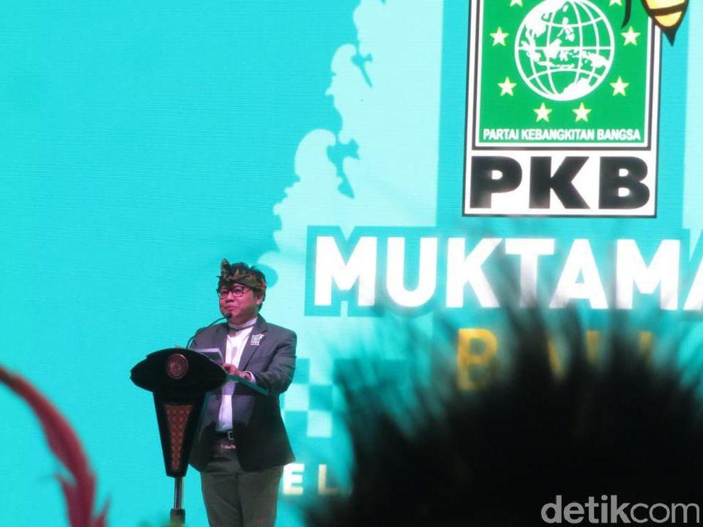 Cak Imin Jadi Wakil Ketua DPR, PKB Lepas Kursi Ketua MPR?
