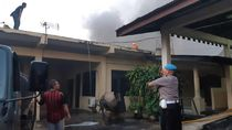 Tak Ada Korban Akibat Kebakaran Polda Metro Jaya, Asap Mati