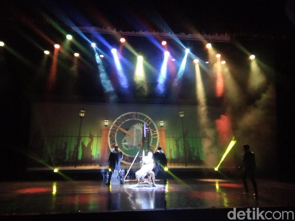 Pertunjukan Sulap Baru di Trans Studio Bandung yang Mesti Ditonton