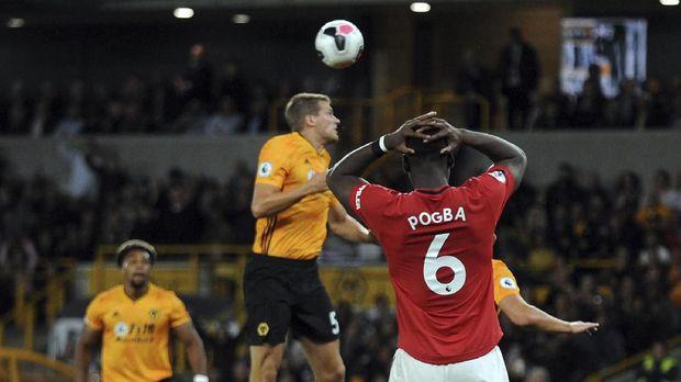 Pogba Bakal Siap Main di Laga MU vs Arsenal