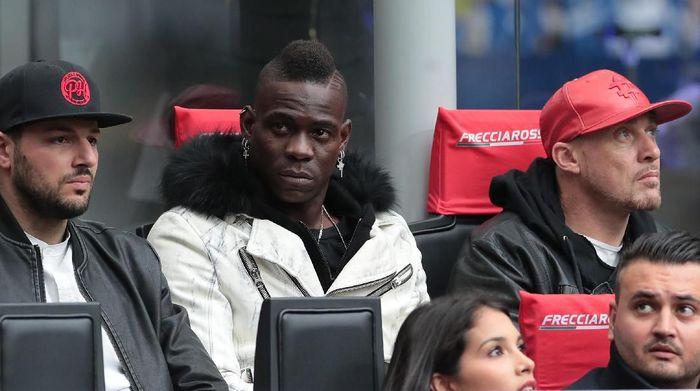 Mario Balotelli pulang ke Brescia demi keluarganya (Emilio Andreoli/Getty Images)