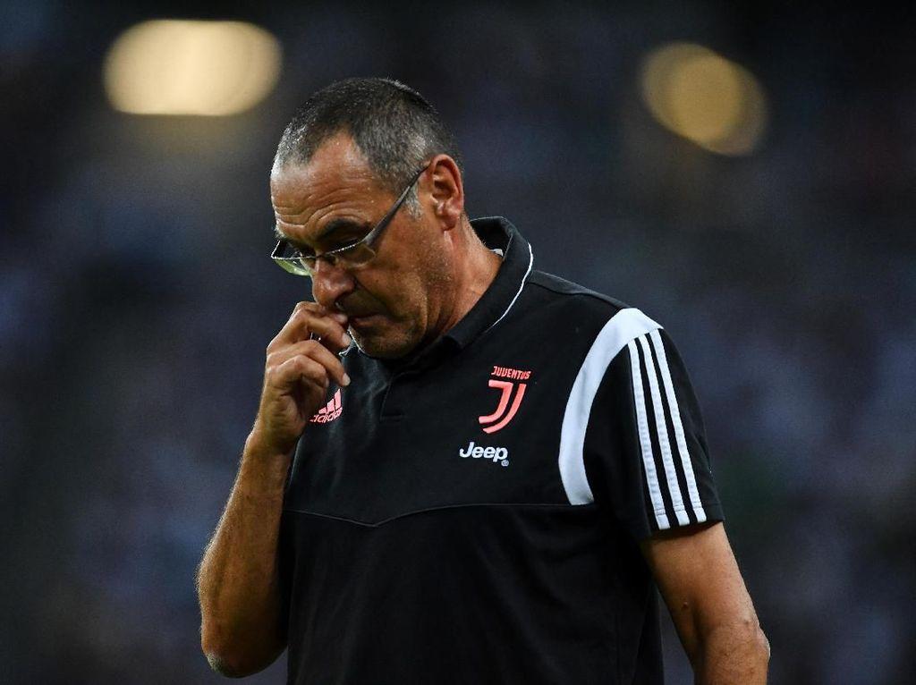 Maurizio Sarri Tolak Tawaran Melatih Marseille