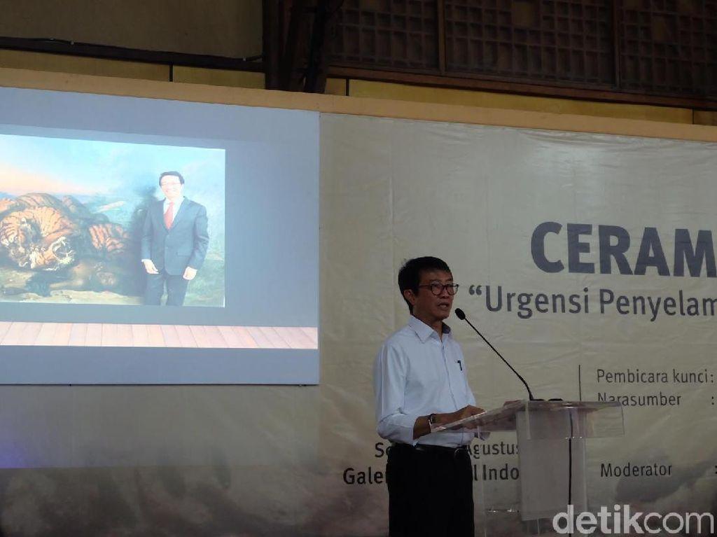 Kemenlu Miliki Koleksi Negara Mulai Affandi hingga S Sudjojono