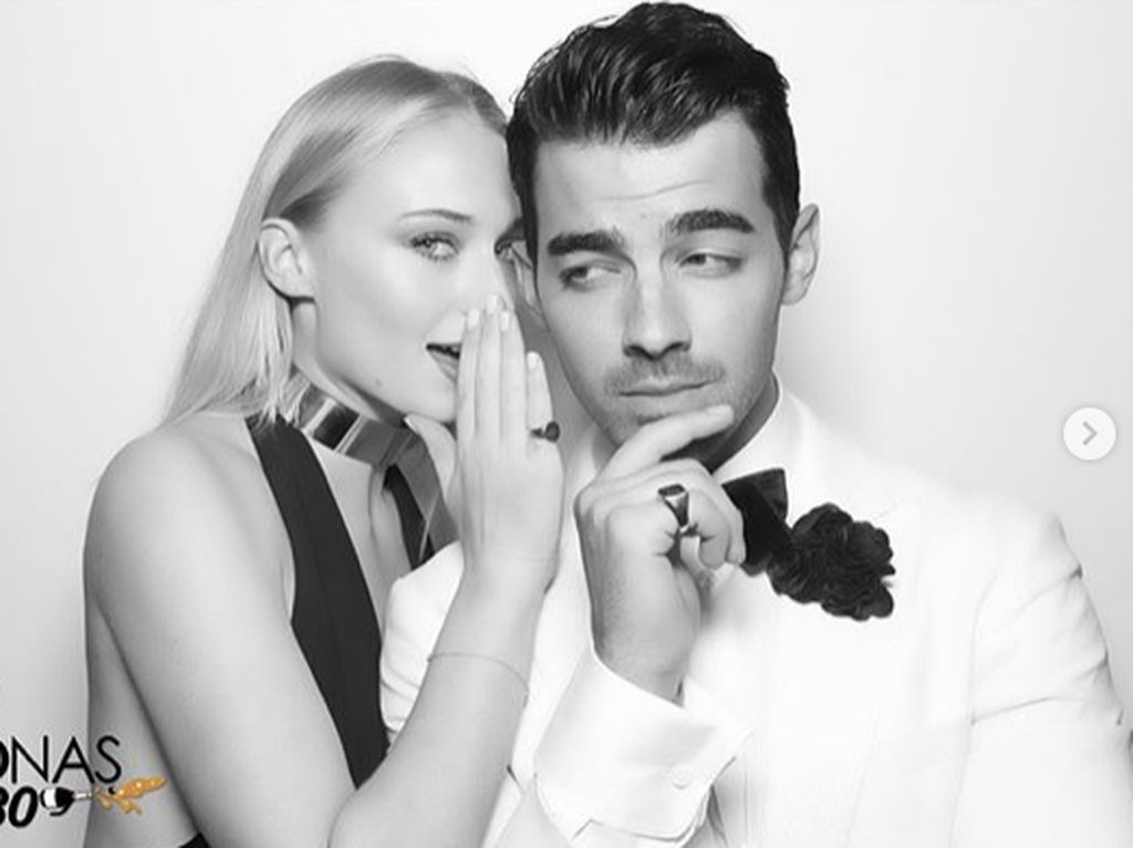 Joe Jonas dan Sophie Turner Dikaruniai Anak Pertama