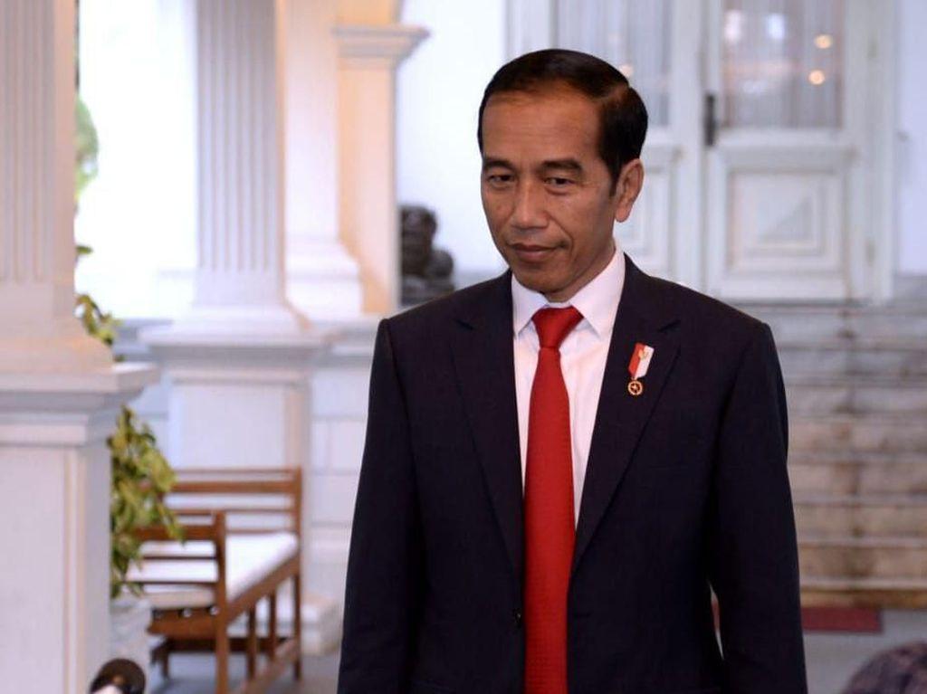 Kerap Ditanya Nama Calon Menteri, Jokowi Tegaskan Kabinet Prerogatif Presiden