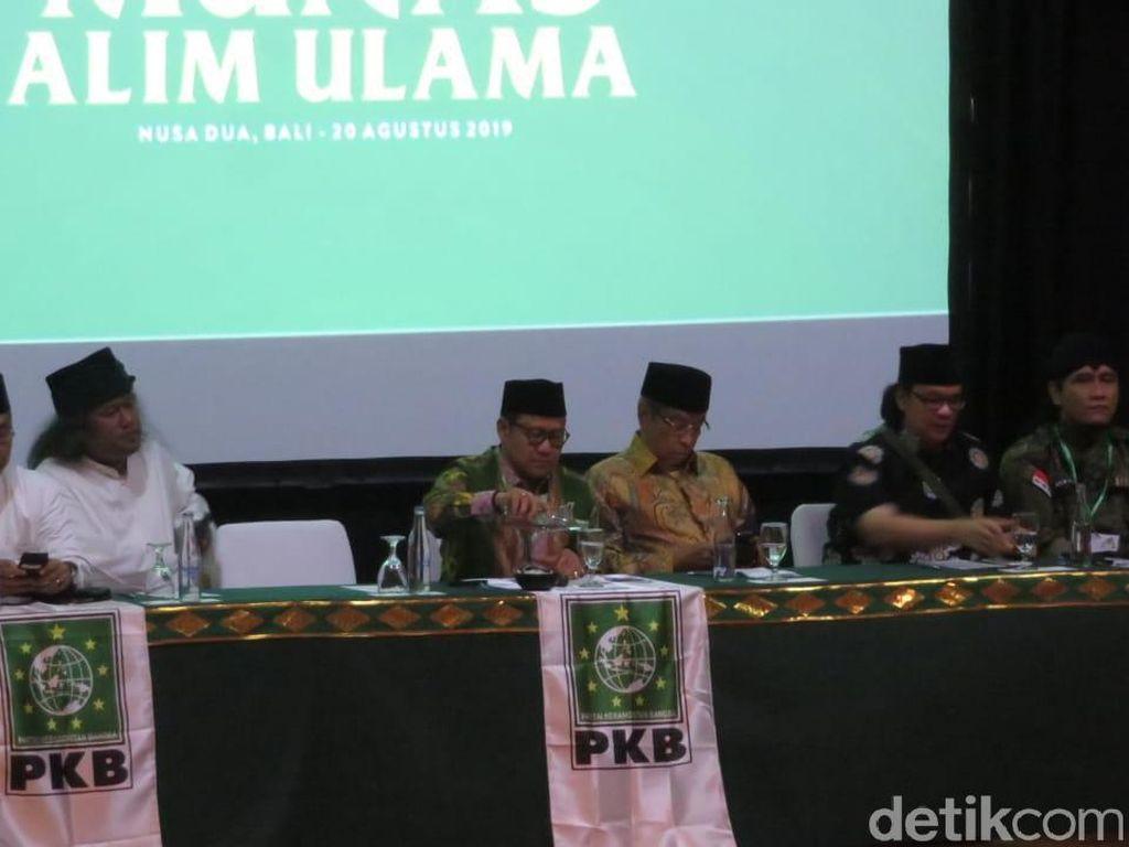 Agenda Muktamar di Bali Bahas Peran PKB di Pemerintahan Jokowi-Maruf Amin