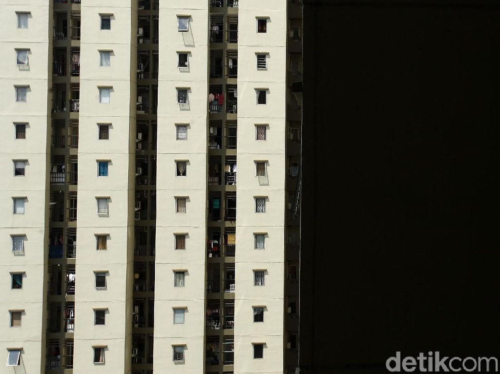 Penjualan Apartemen di Jakarta Kian Lesu