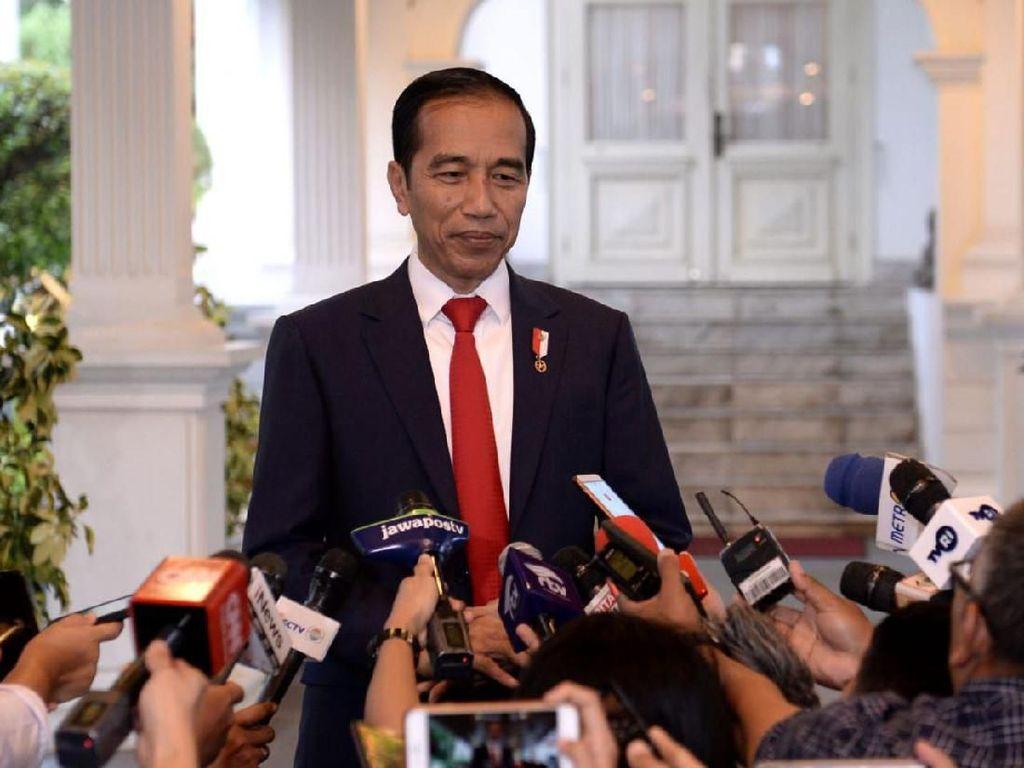 Saut Mundur Usai Firli Terpilih Jadi Ketua KPK, Jokowi: Itu Hak Tiap Orang