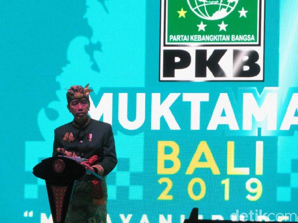 Jokowi Bandingkan RI dengan UEA yang Jadi Maju karena Birokrasi Mudah