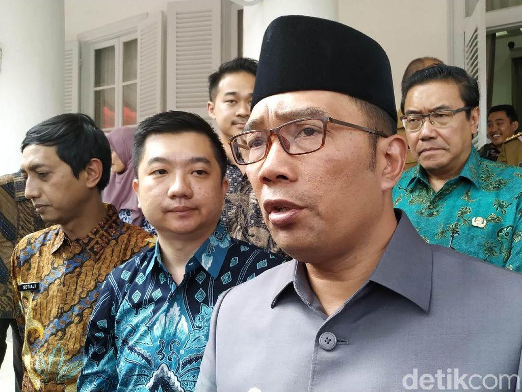 Ipda Erwin Gugur Terbakar Saat Kawal Demo, RK: Pelaku Hukum Tegas