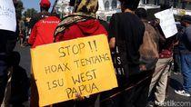 Sesalkan Kekerasan di Jatim, Warga Papua di Yogya Gelar Aksi